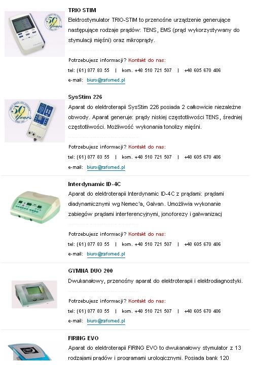 wordpress sklep katalog produktów 2